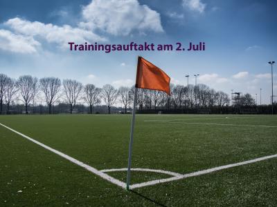 Trainingsauftakt 2017/18