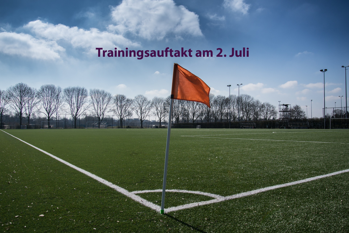 Trainingsauftakt 2017/18