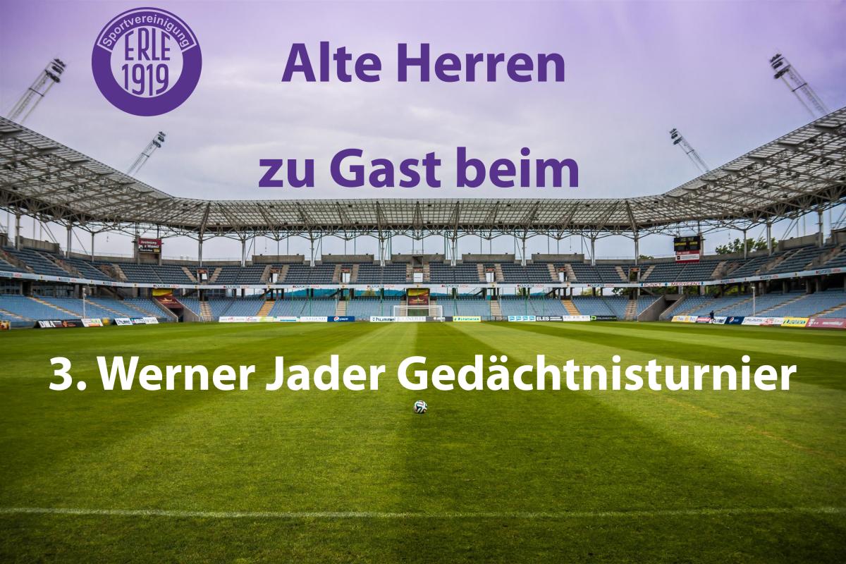 Werner Jader Gedächnisturnier