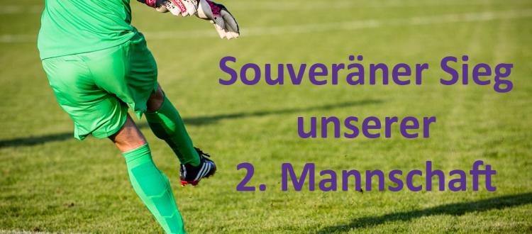 2. Mannschaft Freundschaftspiel gegen Marl-Hüls