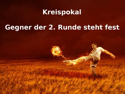 Kreispokal 2. Runde