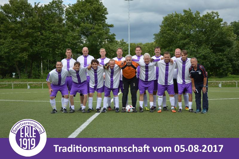 Tradtitionsmannschaft 2017 - Veilchen Sommer Cup 2017