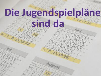 Spielpläne 2017/2018