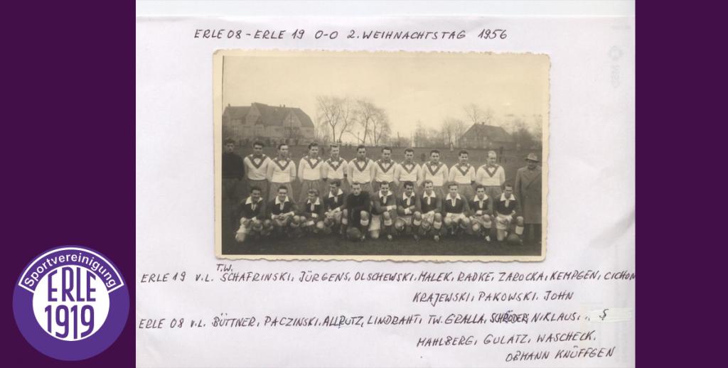 1 Mannschaft 1956