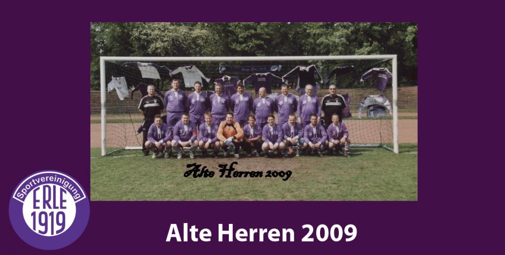 Alte Herren 2009