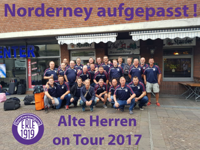 norderney - Alte Herren on Tour 2017