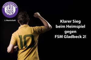 2. Mannschaft FSM Gladbeck 2